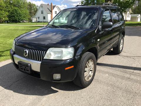 2006 Mercury Mariner for sale at WESTERN RESERVE AUTO SALES in Beloit OH