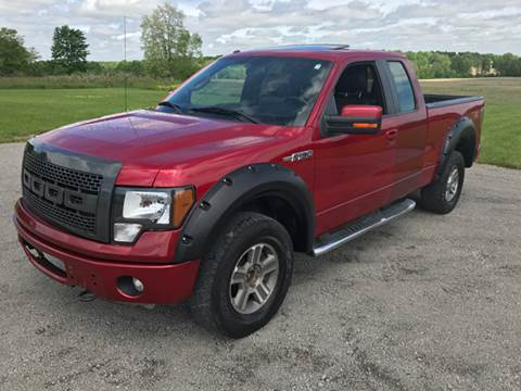 2011 Ford F-150 for sale at WESTERN RESERVE AUTO SALES in Beloit OH
