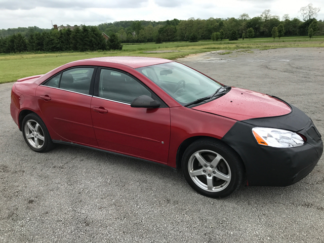 2007 Pontiac G6 for sale at WESTERN RESERVE AUTO SALES in Beloit OH