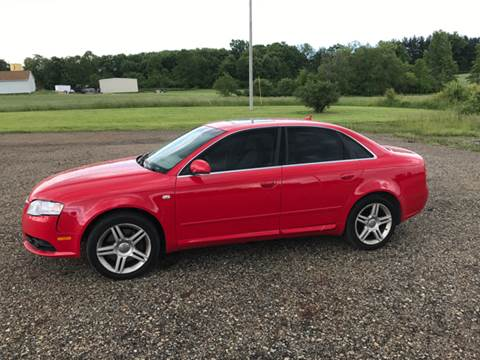 2008 Audi A4 for sale at WESTERN RESERVE AUTO SALES in Beloit OH