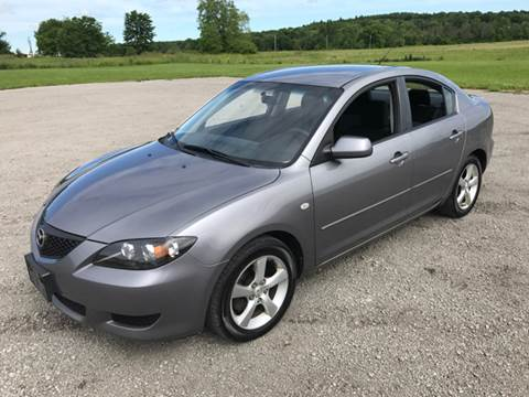 2006 Mazda MAZDA3 for sale at WESTERN RESERVE AUTO SALES in Beloit OH