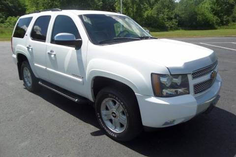 2007 Chevrolet Tahoe for sale at WESTERN RESERVE AUTO SALES in Beloit OH