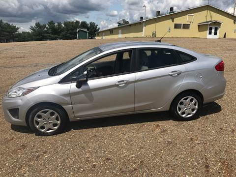 2012 Ford Fiesta for sale at WESTERN RESERVE AUTO SALES in Beloit OH
