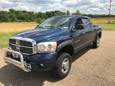 2006 Dodge Ram Pickup 1500 for sale at WESTERN RESERVE AUTO SALES in Beloit OH