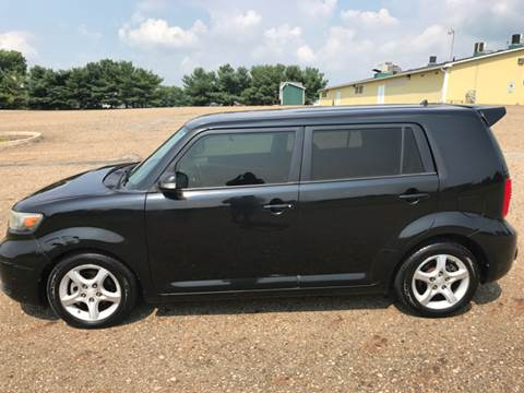 2008 Scion xB for sale at WESTERN RESERVE AUTO SALES in Beloit OH