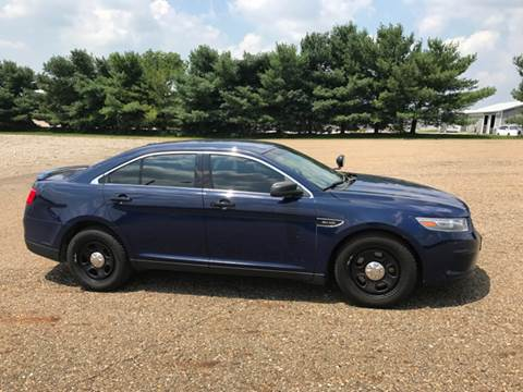 2013 Ford Taurus for sale at WESTERN RESERVE AUTO SALES in Beloit OH