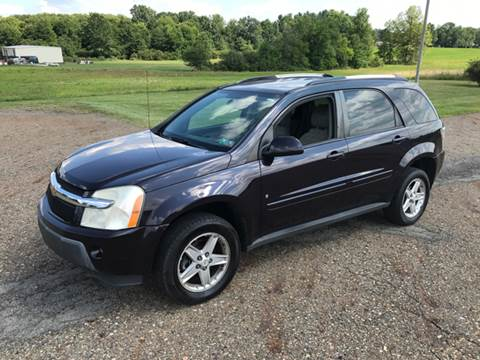 2006 Chevrolet Equinox for sale at WESTERN RESERVE AUTO SALES in Beloit OH
