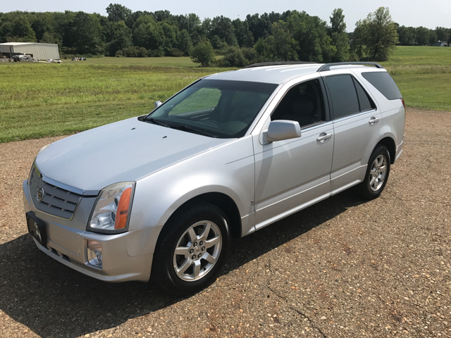 2009 Cadillac SRX for sale at WESTERN RESERVE AUTO SALES in Beloit OH