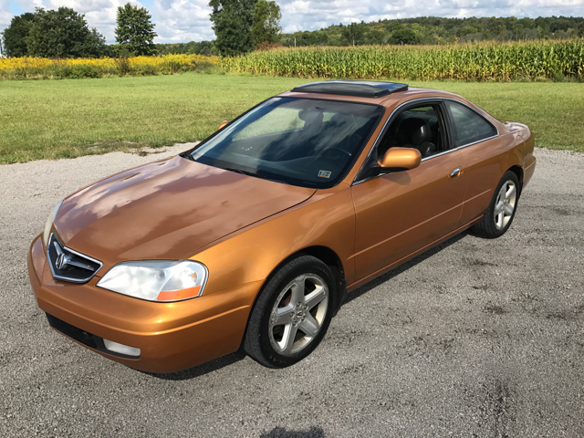2001 Acura CL for sale at WESTERN RESERVE AUTO SALES in Beloit OH