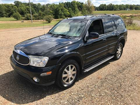 2004 Buick Rainier for sale at WESTERN RESERVE AUTO SALES in Beloit OH