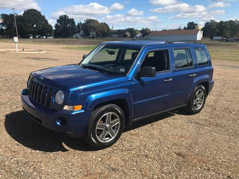 2009 Jeep Patriot for sale at WESTERN RESERVE AUTO SALES in Beloit OH
