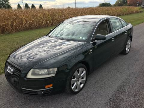 2006 Audi A6 for sale at WESTERN RESERVE AUTO SALES in Beloit OH