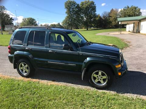 2005 Jeep Liberty for sale at WESTERN RESERVE AUTO SALES in Beloit OH