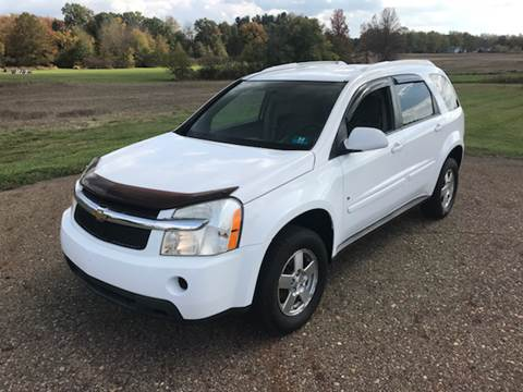 2008 Chevrolet Equinox for sale at WESTERN RESERVE AUTO SALES in Beloit OH
