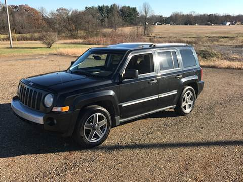 2008 Jeep Patriot for sale at WESTERN RESERVE AUTO SALES in Beloit OH