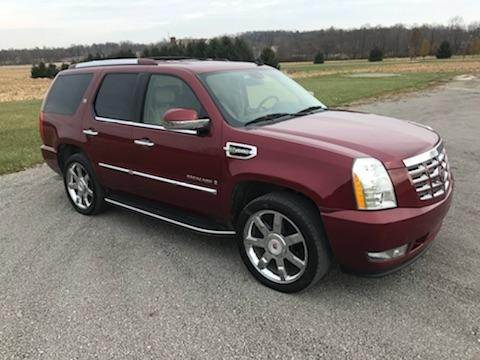 2009 Cadillac Escalade Hybrid for sale at WESTERN RESERVE AUTO SALES in Beloit OH