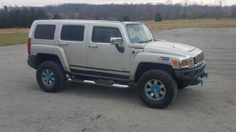 2007 HUMMER H3 for sale at WESTERN RESERVE AUTO SALES in Beloit OH