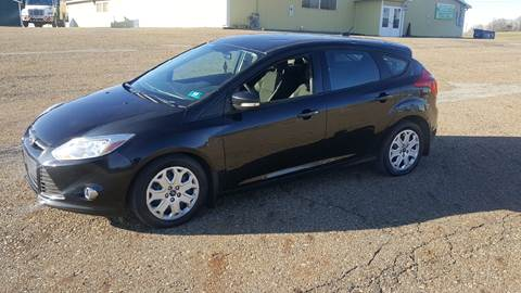 2012 Ford Focus for sale at WESTERN RESERVE AUTO SALES in Beloit OH