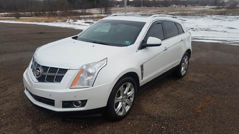 2010 Cadillac SRX for sale at WESTERN RESERVE AUTO SALES in Beloit OH