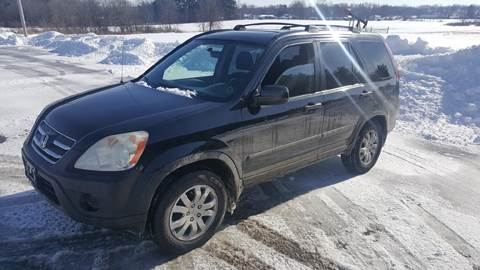 2006 Honda CR-V for sale at WESTERN RESERVE AUTO SALES in Beloit OH