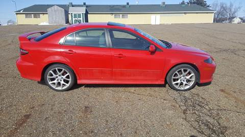 2004 Mazda MAZDA6 for sale at WESTERN RESERVE AUTO SALES in Beloit OH