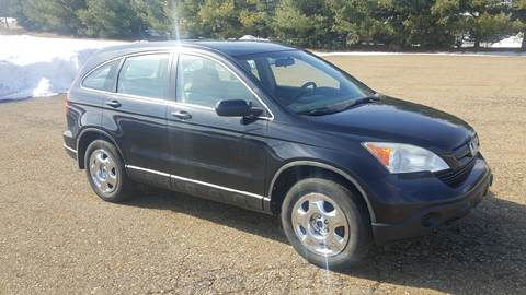 2007 Honda CR-V for sale at WESTERN RESERVE AUTO SALES in Beloit OH