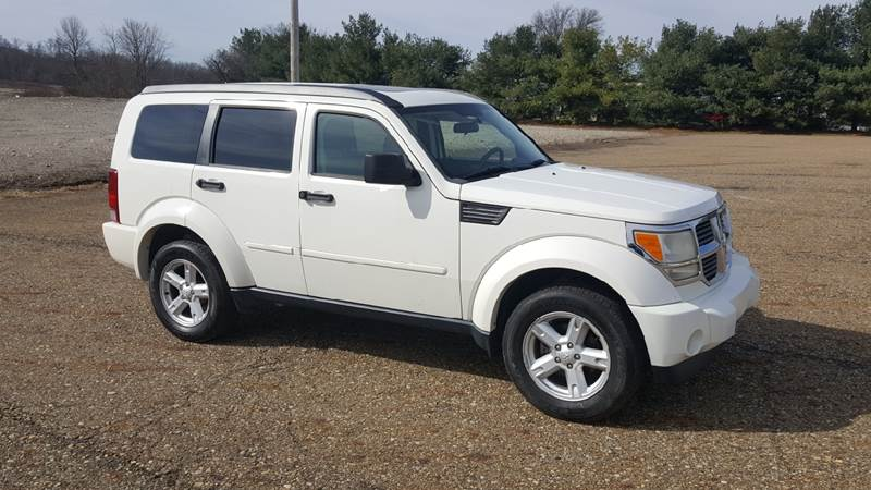 2007 Dodge Nitro for sale at WESTERN RESERVE AUTO SALES in Beloit OH