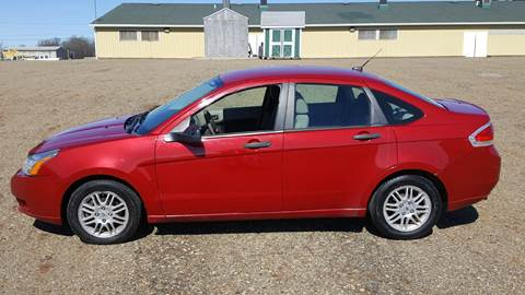 2011 Ford Focus for sale at WESTERN RESERVE AUTO SALES in Beloit OH