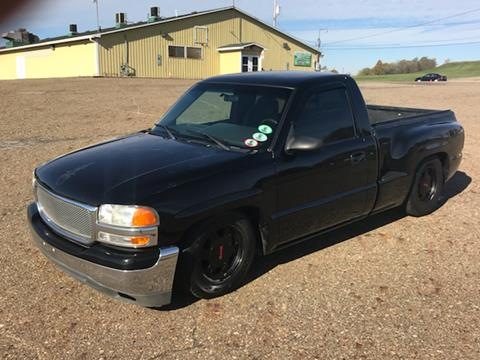1999 GMC Sierra 1500 for sale at WESTERN RESERVE AUTO SALES in Beloit OH