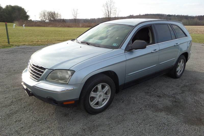 2006 Chrysler Pacifica for sale at WESTERN RESERVE AUTO SALES in Beloit OH