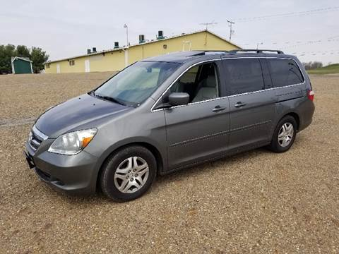 2007 Honda Odyssey for sale at WESTERN RESERVE AUTO SALES in Beloit OH