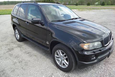 2005 BMW X5 for sale at WESTERN RESERVE AUTO SALES in Beloit OH