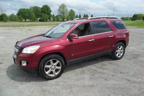 2007 Saturn Outlook for sale at WESTERN RESERVE AUTO SALES in Beloit OH
