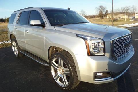 2015 GMC Yukon for sale at WESTERN RESERVE AUTO SALES in Beloit OH