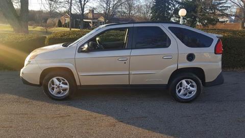 2004 Pontiac Aztek for sale in Beloit, OH