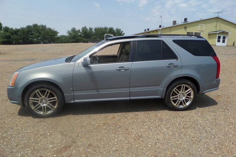 2007 Cadillac SRX for sale at WESTERN RESERVE AUTO SALES in Beloit OH