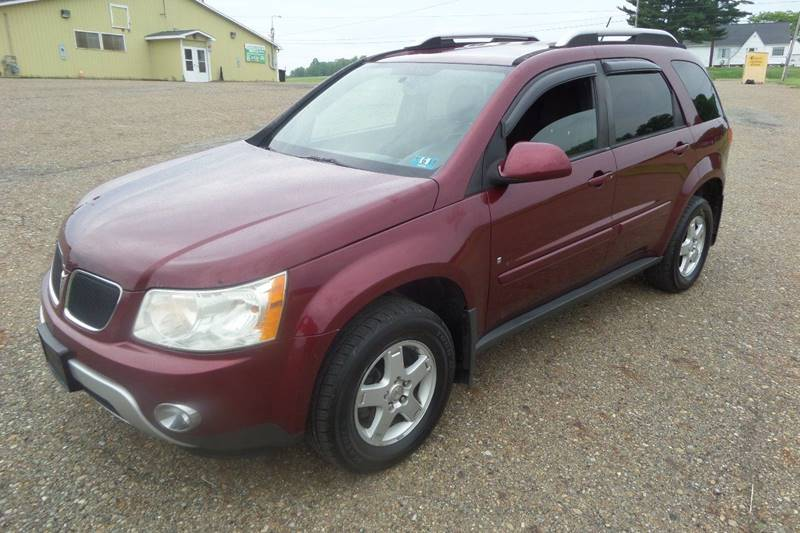 2008 Pontiac Torrent for sale at WESTERN RESERVE AUTO SALES in Beloit OH