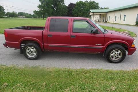 2003 Chevrolet S-10 for sale at WESTERN RESERVE AUTO SALES in Beloit OH