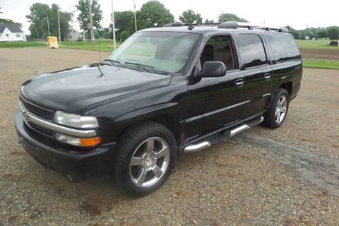 2006 Chevrolet Suburban for sale at WESTERN RESERVE AUTO SALES in Beloit OH