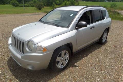 2007 Jeep Compass for sale at WESTERN RESERVE AUTO SALES in Beloit OH