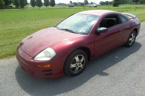 2005 Mitsubishi Eclipse for sale at WESTERN RESERVE AUTO SALES in Beloit OH