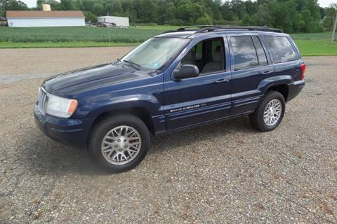 2004 Jeep Grand Cherokee for sale at WESTERN RESERVE AUTO SALES in Beloit OH