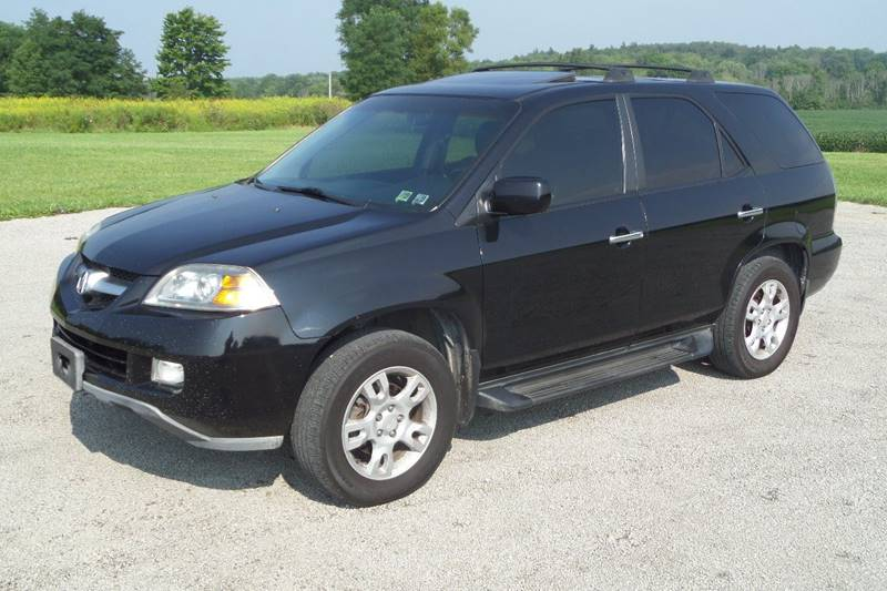 2005 Acura MDX for sale at WESTERN RESERVE AUTO SALES in Beloit OH