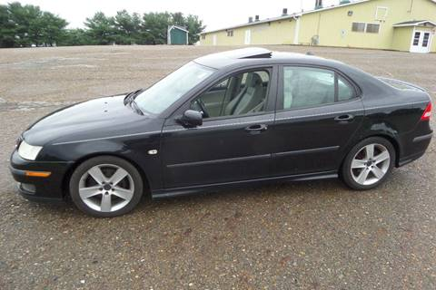 2006 Saab 9-3 for sale at WESTERN RESERVE AUTO SALES in Beloit OH