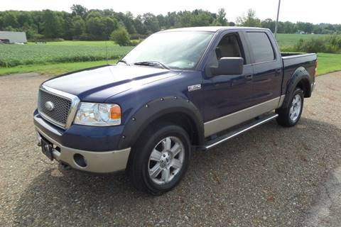 2007 Ford F-150 for sale at WESTERN RESERVE AUTO SALES in Beloit OH