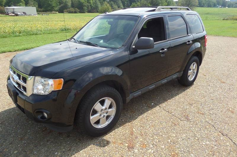 2012 Ford Escape for sale at WESTERN RESERVE AUTO SALES in Beloit OH