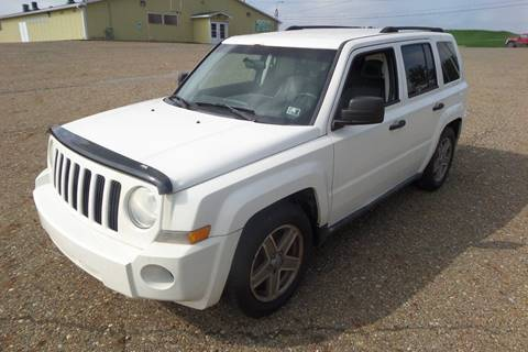 2007 Jeep Patriot for sale at WESTERN RESERVE AUTO SALES in Beloit OH