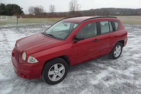 2008 Jeep Compass for sale in Beloit, OH