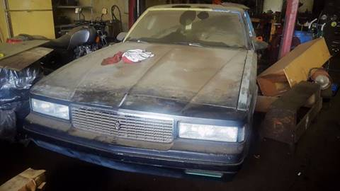 1986 Chevrolet Monte Carlo for sale in Columbus, OH