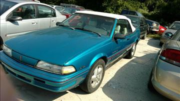 1992 Pontiac Sunbird for sale in Columbus, OH